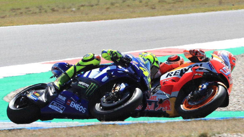 """Marc Márquez: """"No se va a ver a un Márquez en Yamaha"""""""