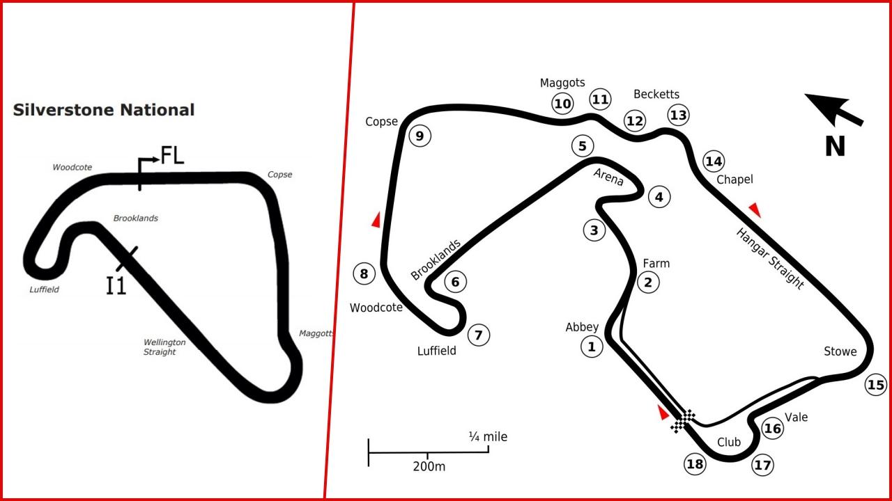 Silverstone decide que la ronda decisiva del BSB se corra en la versión National