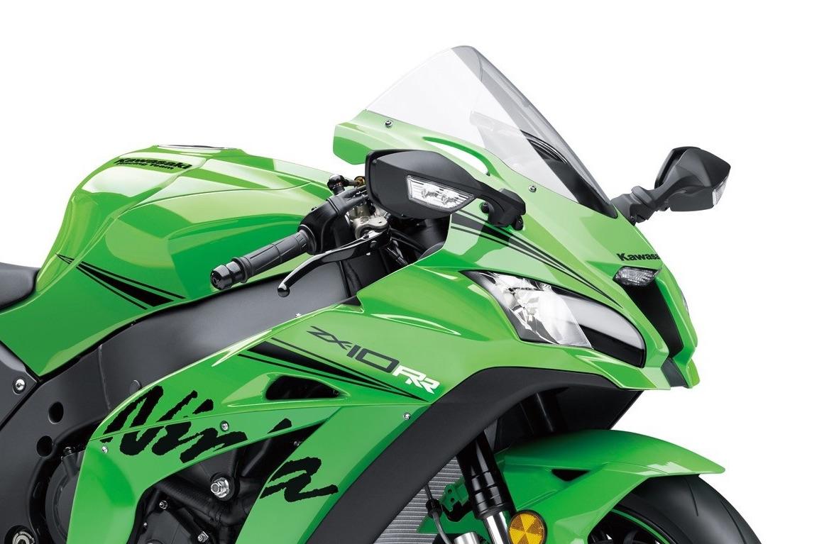 Kawasaki Ninja ZX-10R 2019, afilando las tres versiones de la campeona del mundo hasta 204 cv
