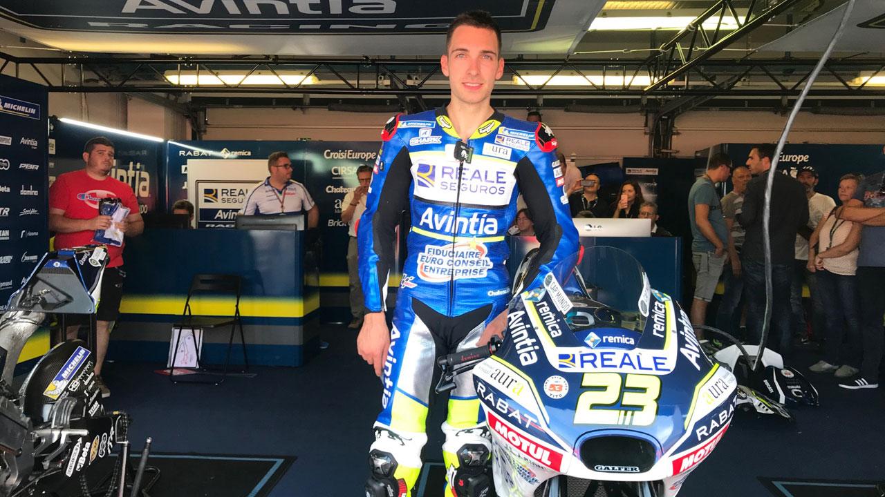 Mi primera vez en una MotoGP