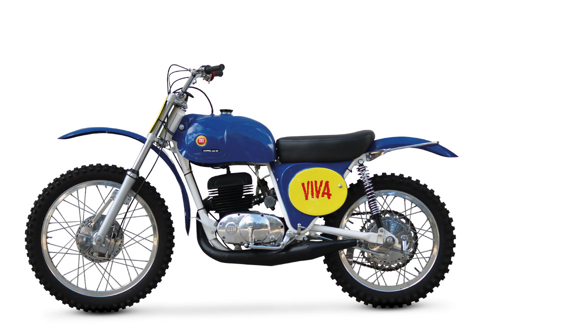 Montesa Cappra 360 GP DS 1968