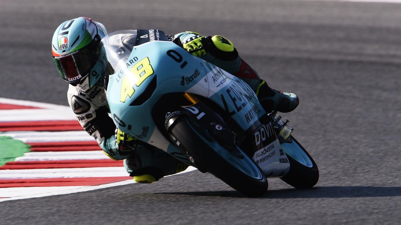 Lorenzo Dalla Porta se estrena en Misano y Jorge Martín recupera el liderato de Moto3