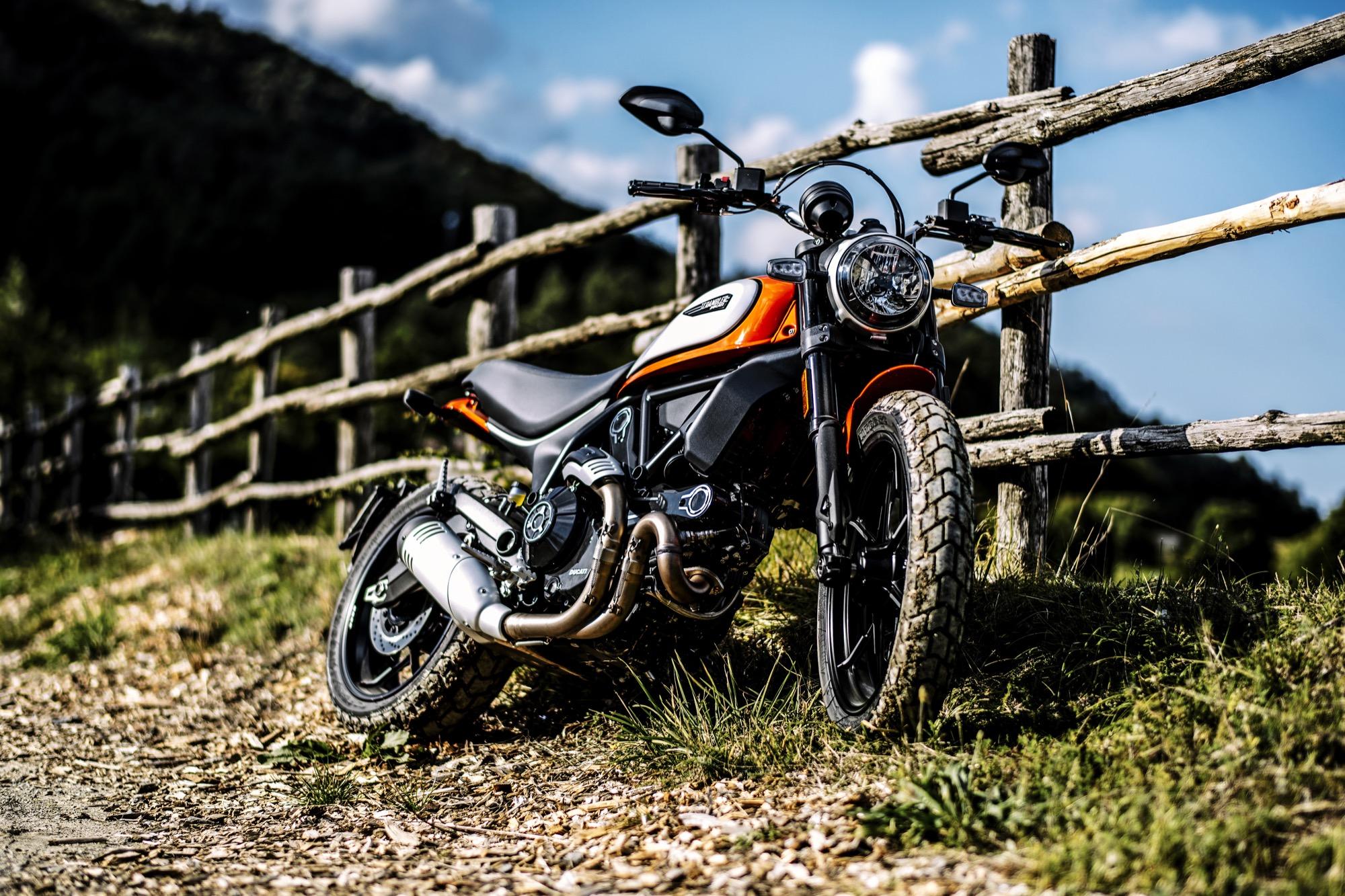 Ducati Scrambler Icon 2019, así mejora la moto más vendida de Ducati para 2019