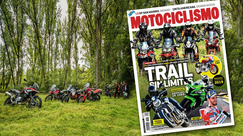MOTOCICLISMO 2561, contenidos y sumario de la revista