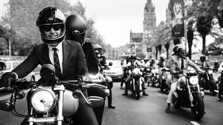 Zenith se viste de gala para la Distinguished Gentleman's Ride 2018