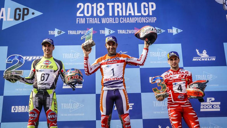 Toni Bou gana en Italia y Jeroni Fajardo se proclama subcampeón de TrialGP