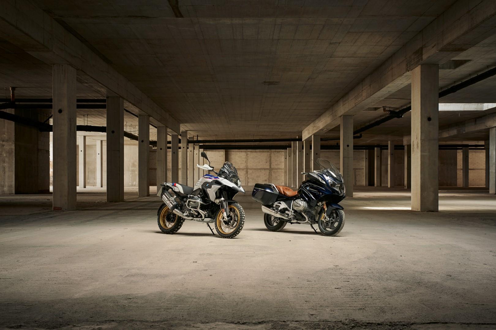 Todos los secretos de las nuevas y esperadas BMW R 1250 GS y R 1250 RT