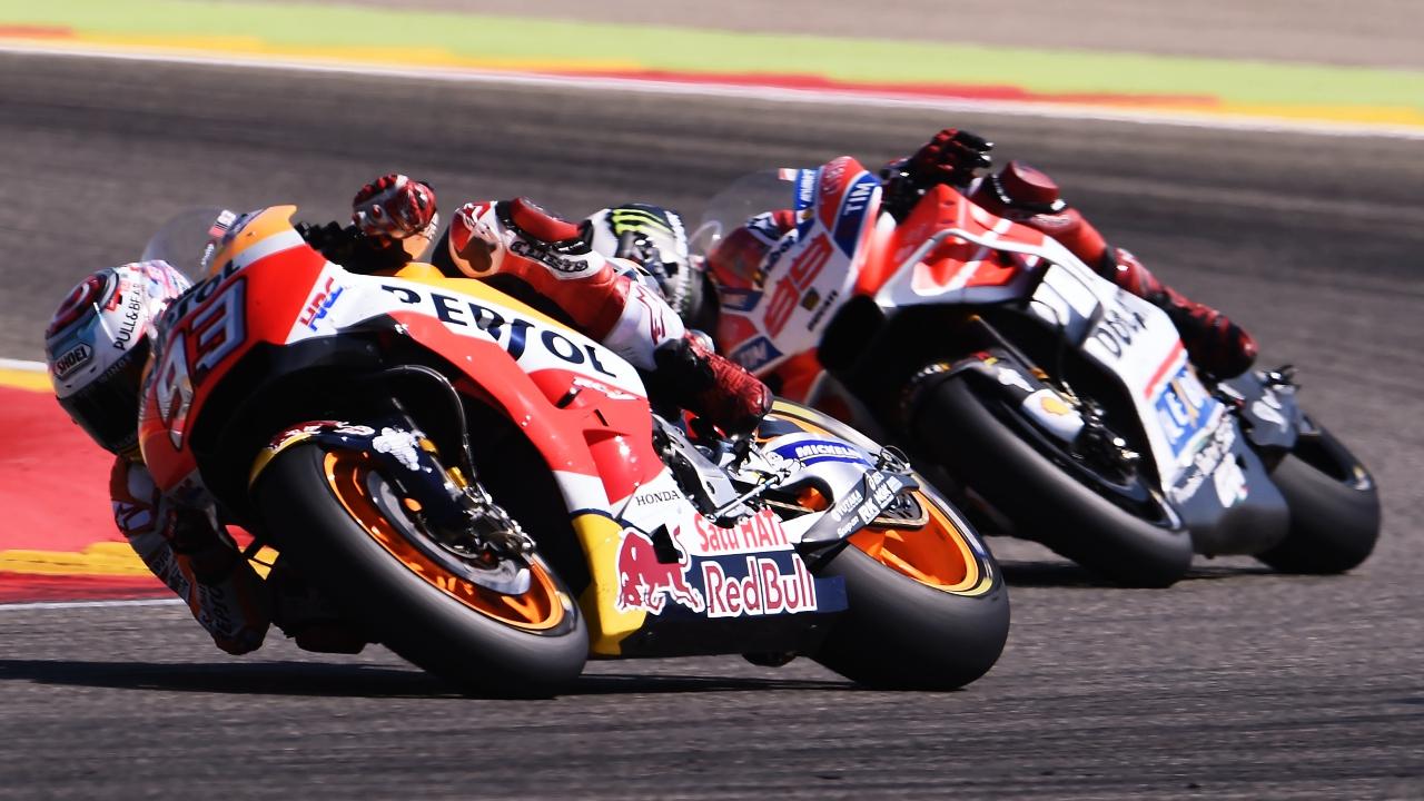 MotoGP Aragón 2018: Horarios, TV y links