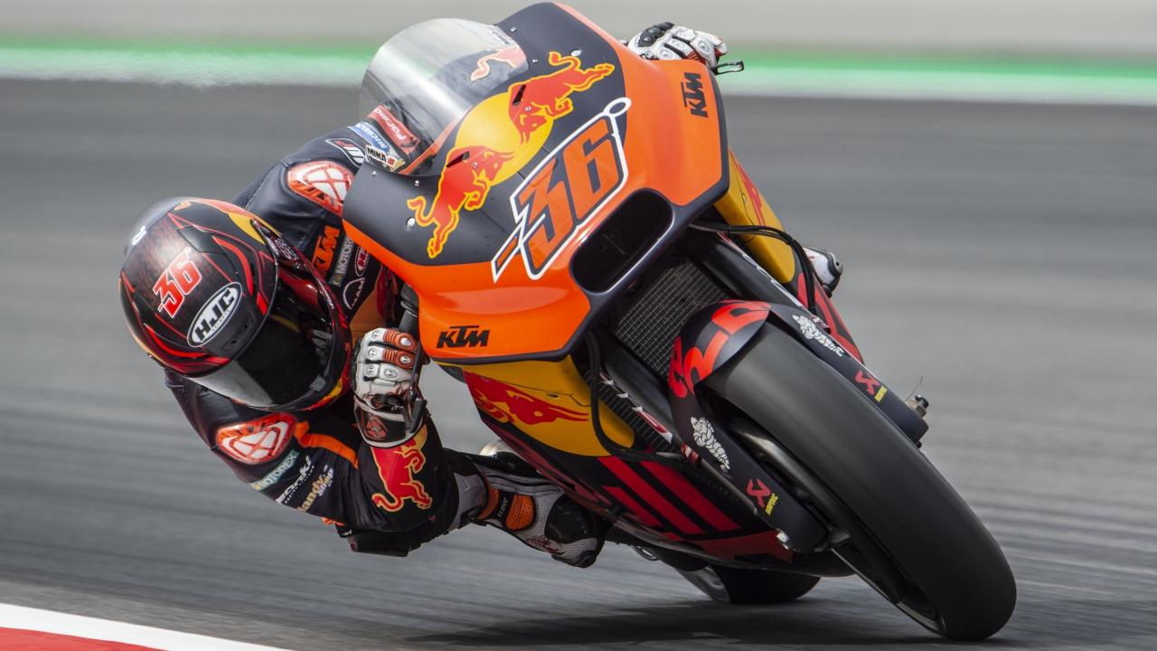 Mika Kallio renueva por KTM para seguir como probador de MotoGP en 2019