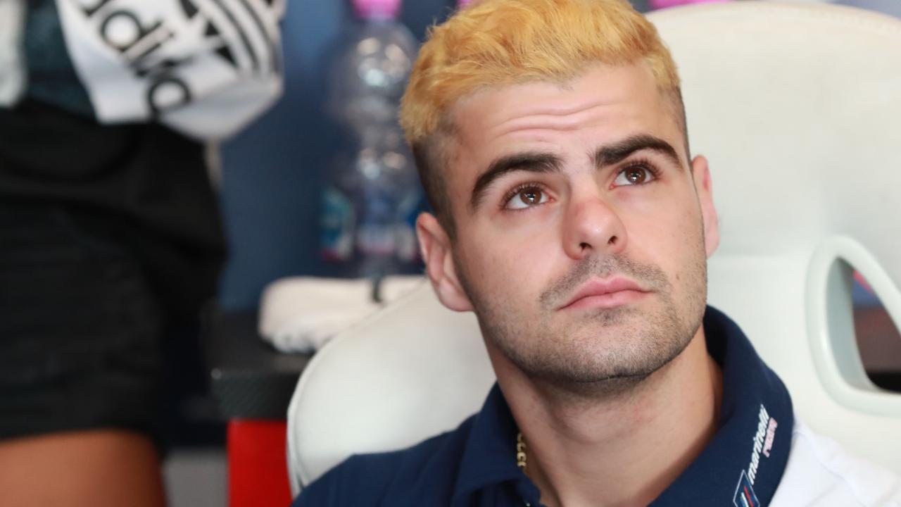Romano Fenati no podrá volver a MotoGP hasta 2019