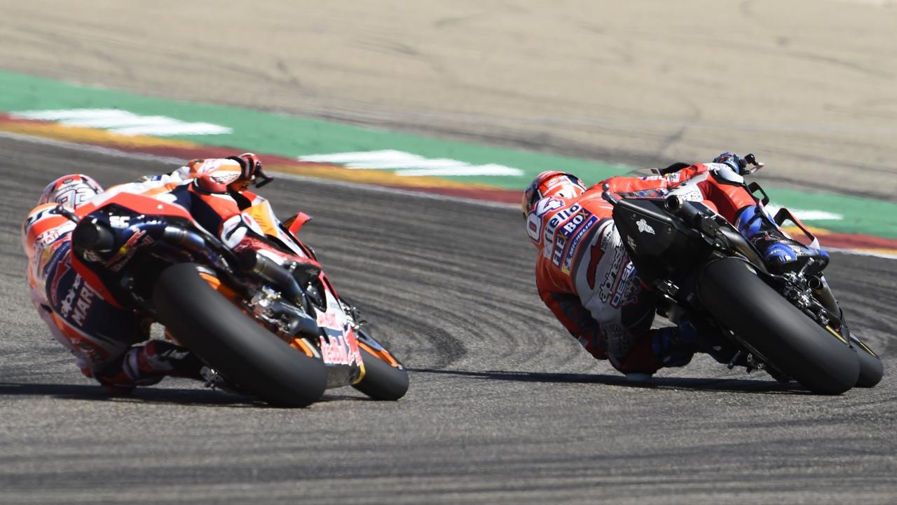 MotoGP 2018 - Píldoras Aragón: El mantra 88, duelo de urgencias y limpieza en lo sucio