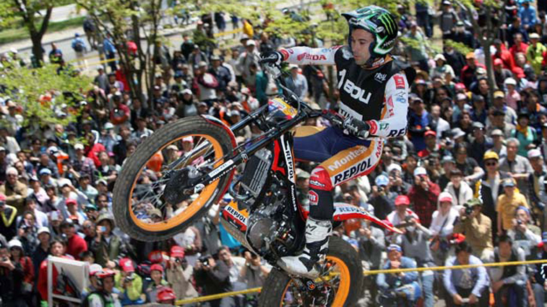 Candeleda acoge la próxima prueba del Campeonato de España de Trial