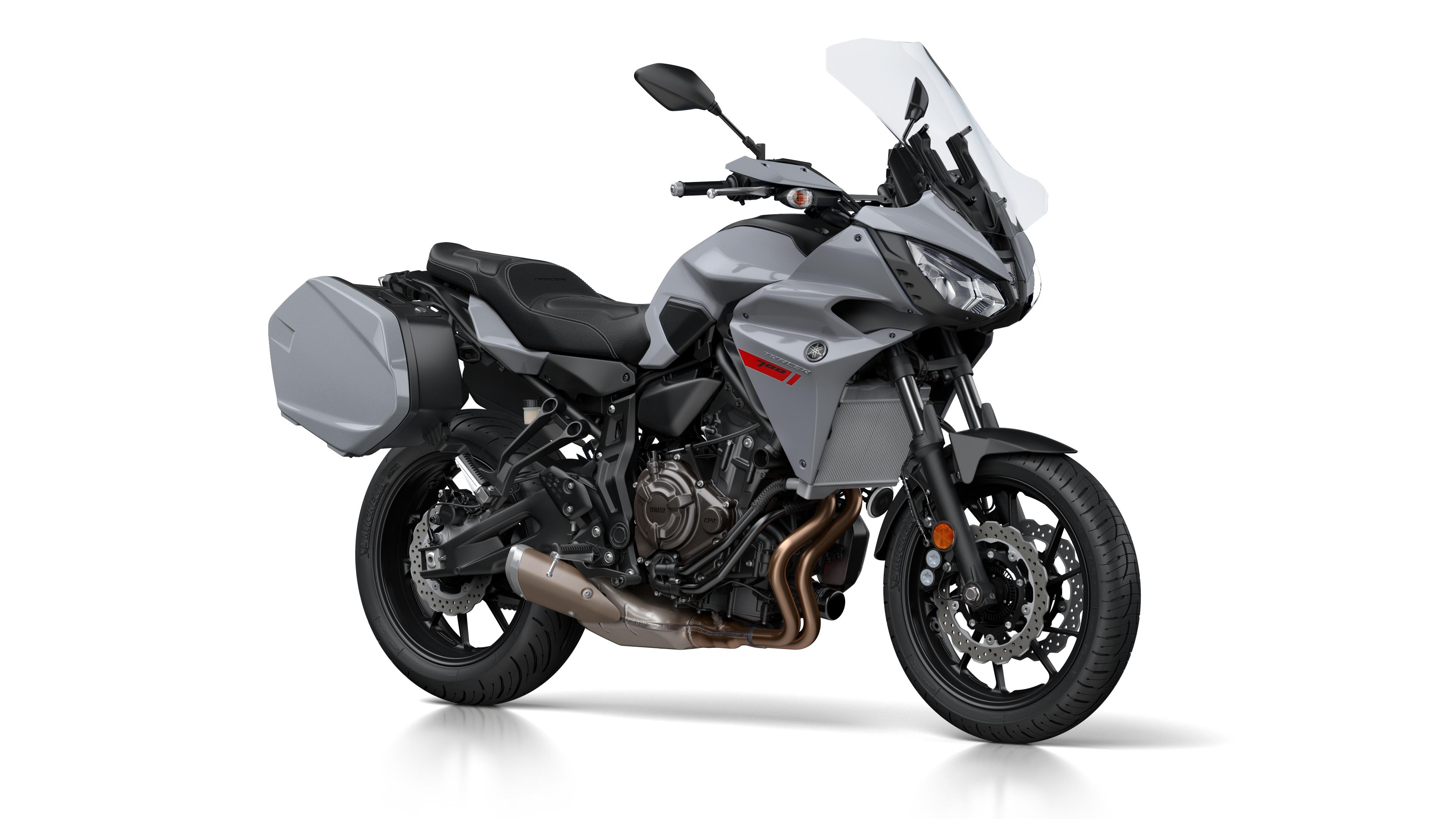 Yamaha Tracer 700 GT 2019, esencia MT para el usuario más rutero