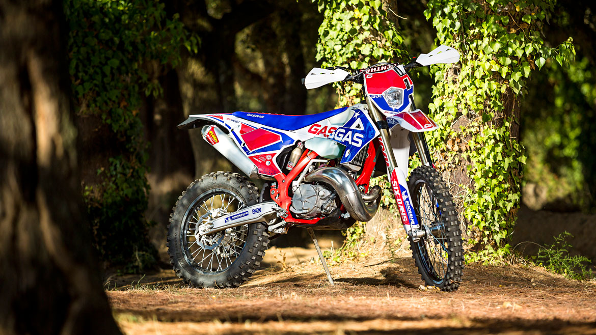 Gas Gas lanza la serie SIX DAYS CHILE 2018