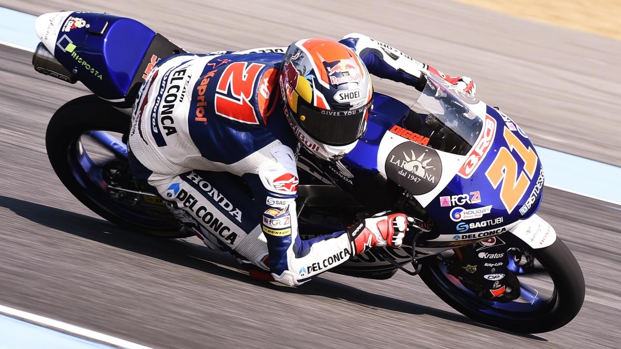 Fabio Di Giannantonio se impone en Tailandia y Jorge Martín es más líder de Moto3