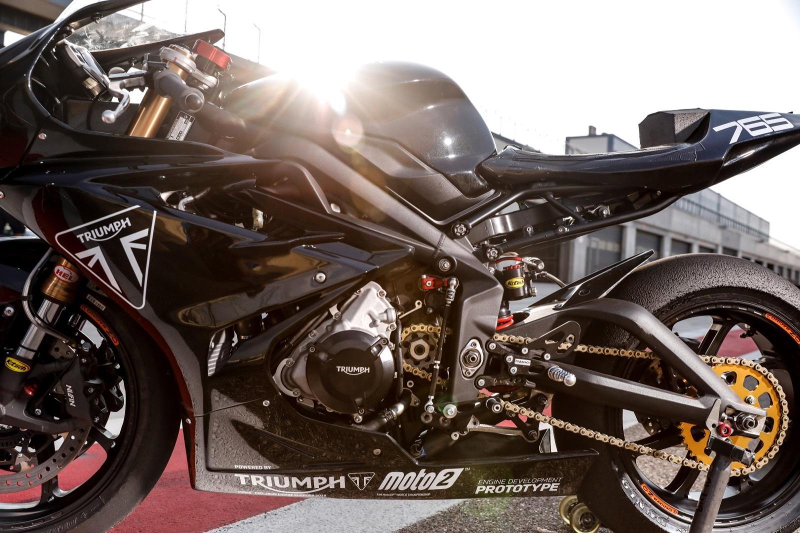 La revolución de Moto2 para 2019 deja sólo tres motos libres