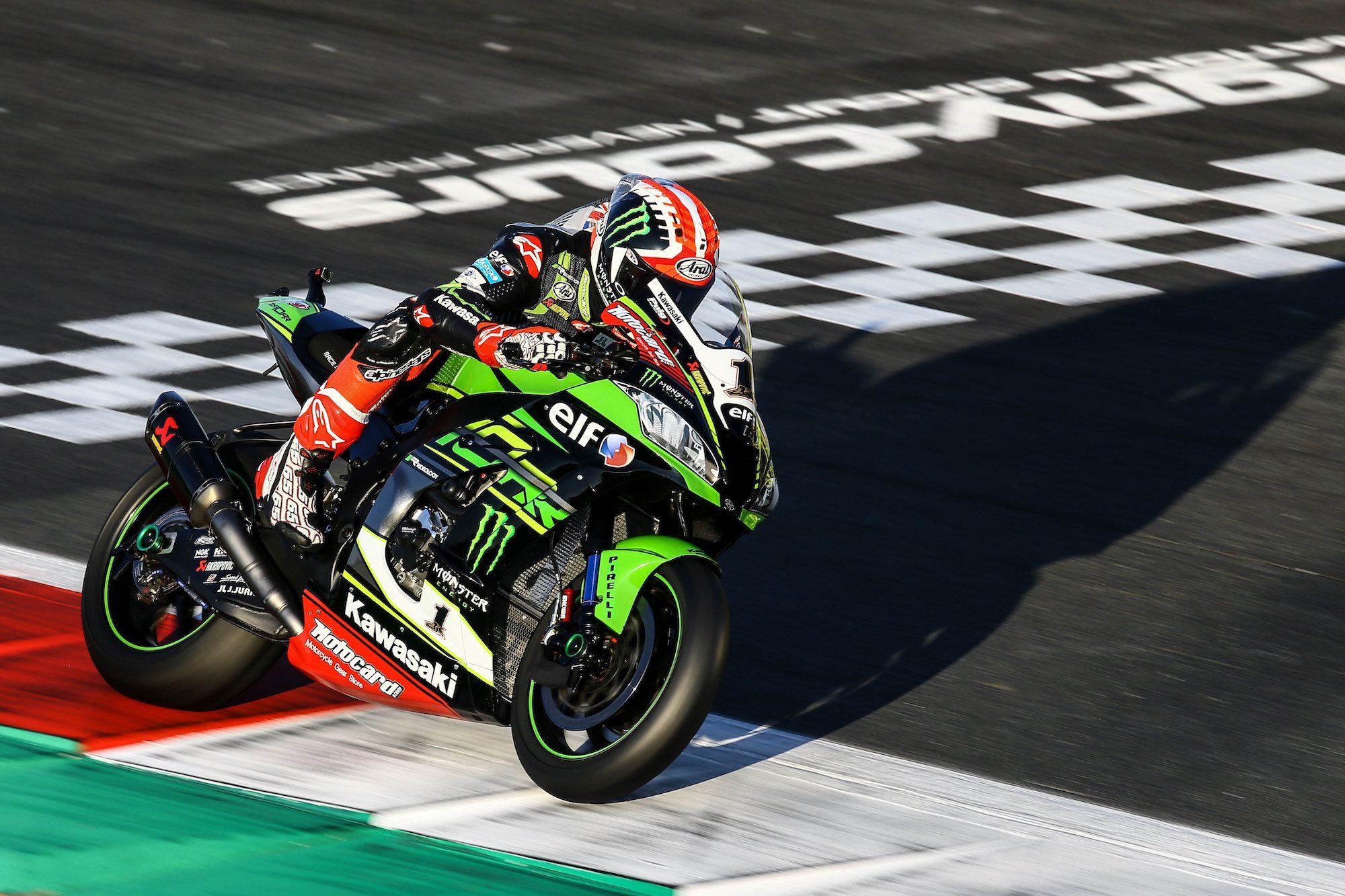 Revolución en Superbike: tres carreras por fin de semana ¡con un sprint!