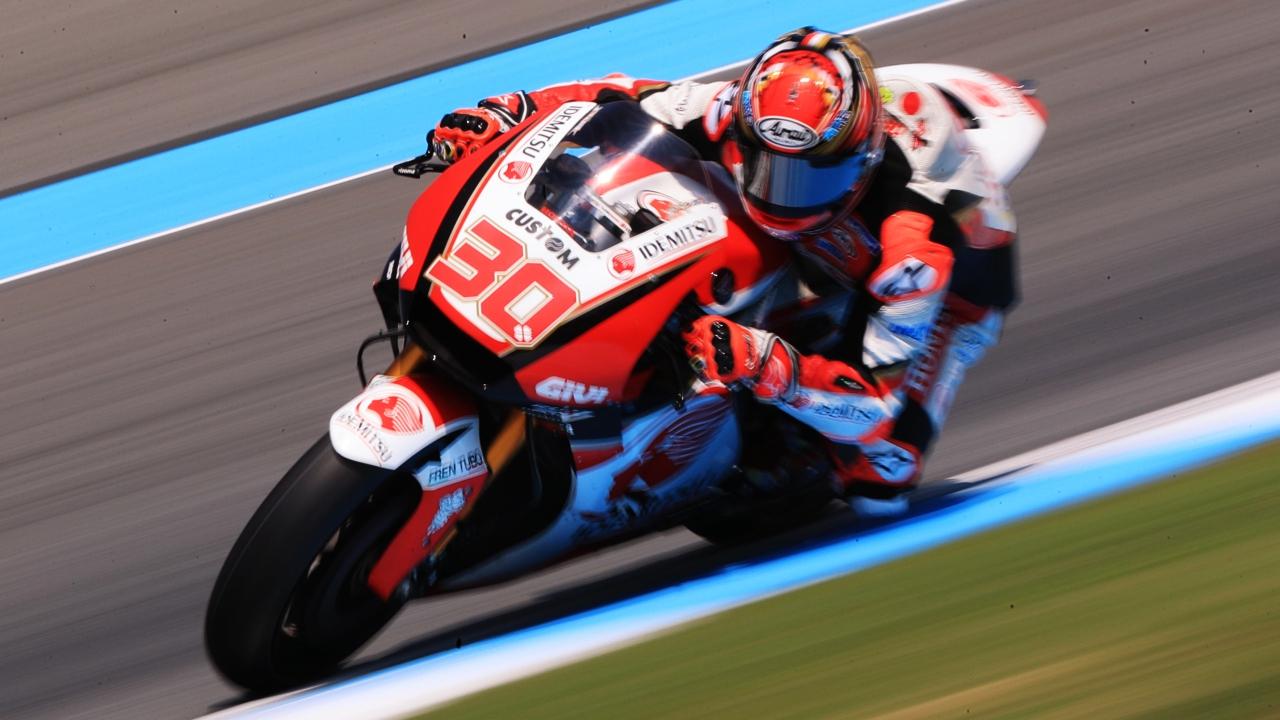 Takaaki Nakagami renueva con el LCR Honda y seguirá en MotoGP en 2019