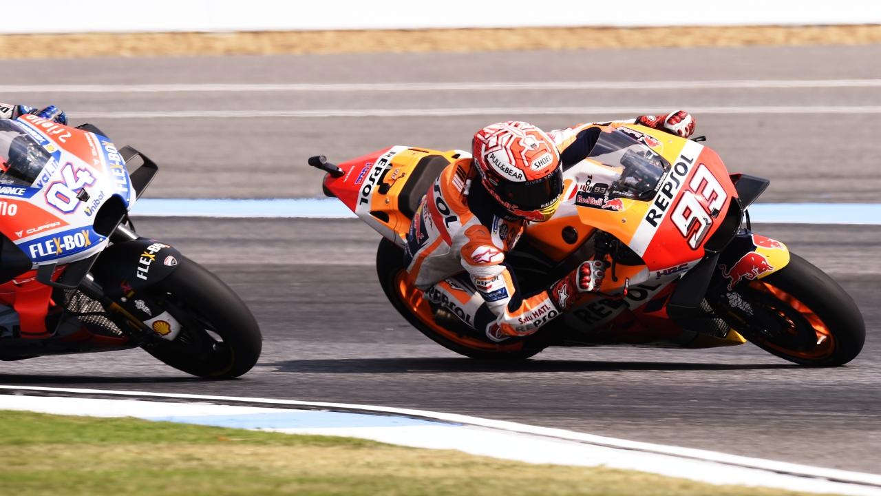 Marc Márquez será campeón de MotoGP 2018 en Japón con estos resultados