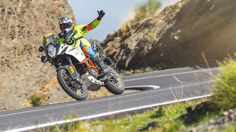 Éxito de la V Reunión Anual KTM Adventure con la colaboración de BillyGoatGarage