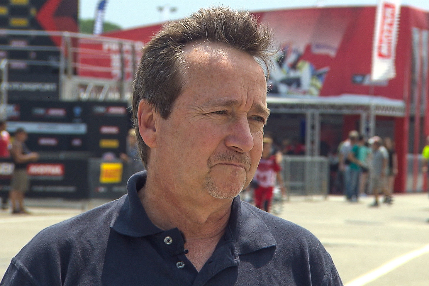 Freddie Spencer, presidente en el Panel FIM MotoGP