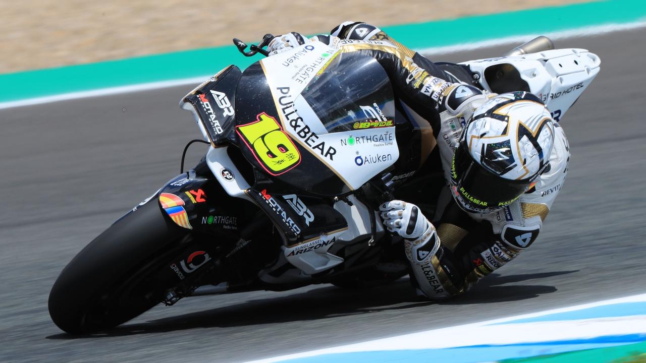 Álvaro Bautista llevará la Ducati oficial de Jorge Lorenzo en el GP de Australia