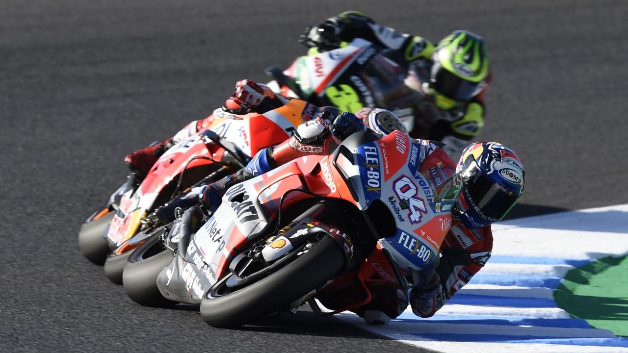 MotoGP 2018 – Píldoras Japón: Dolor y rabia, correr sin presión y la cuerda rota