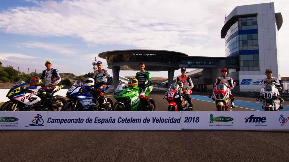 RFME CEV: Carmelo Morales, Marc Alcoba, Marcos Ruda, Adrián Cruces y David Alonso campeones de España 2018