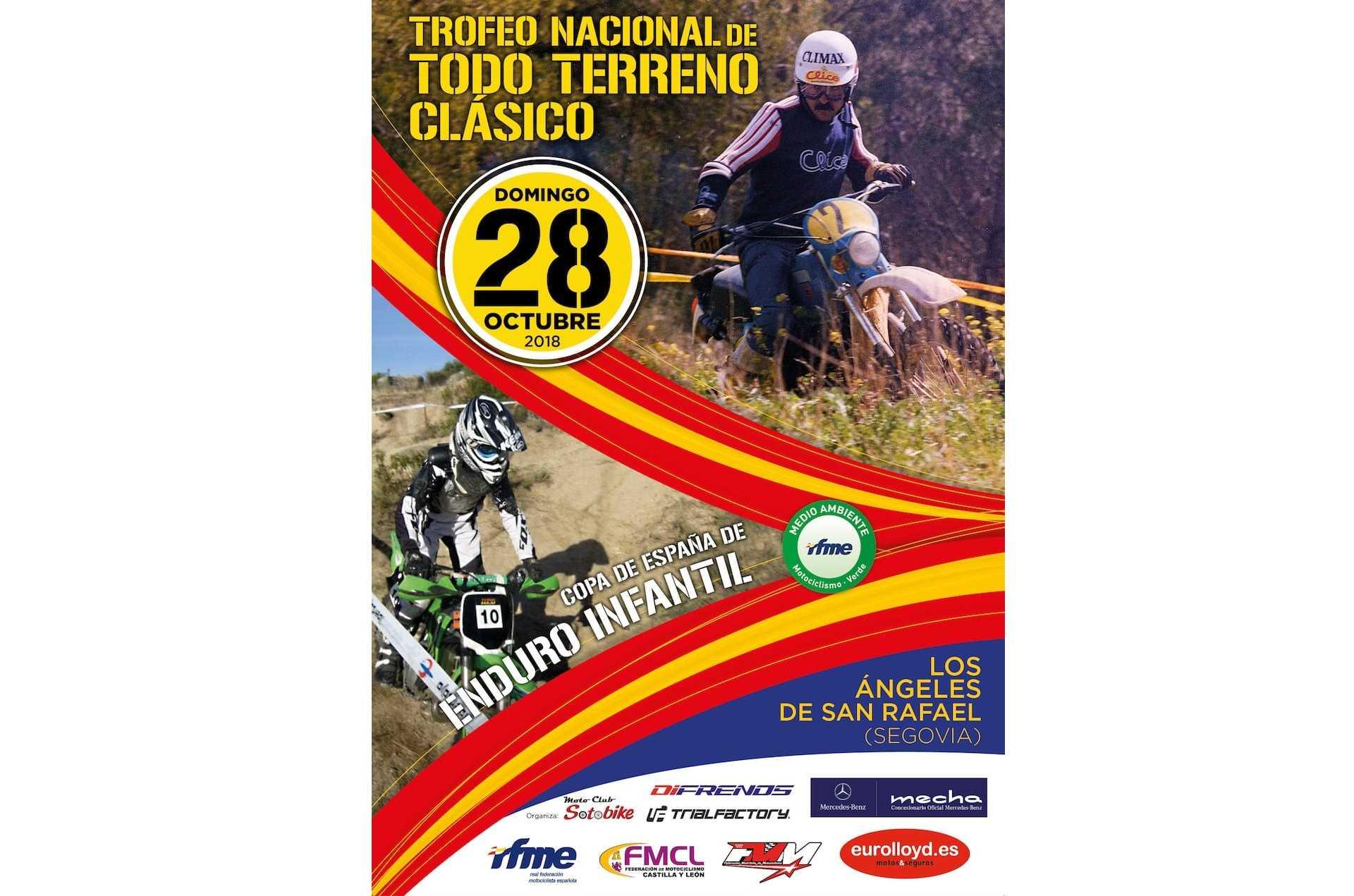 El Trofeo Nacional de Todo Terreno Clásico se estrena este fin de semana