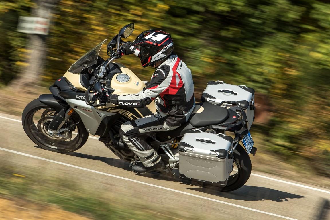 Ducati Multistrada 1260 Enduro 2019, prueba y primeras impresiones