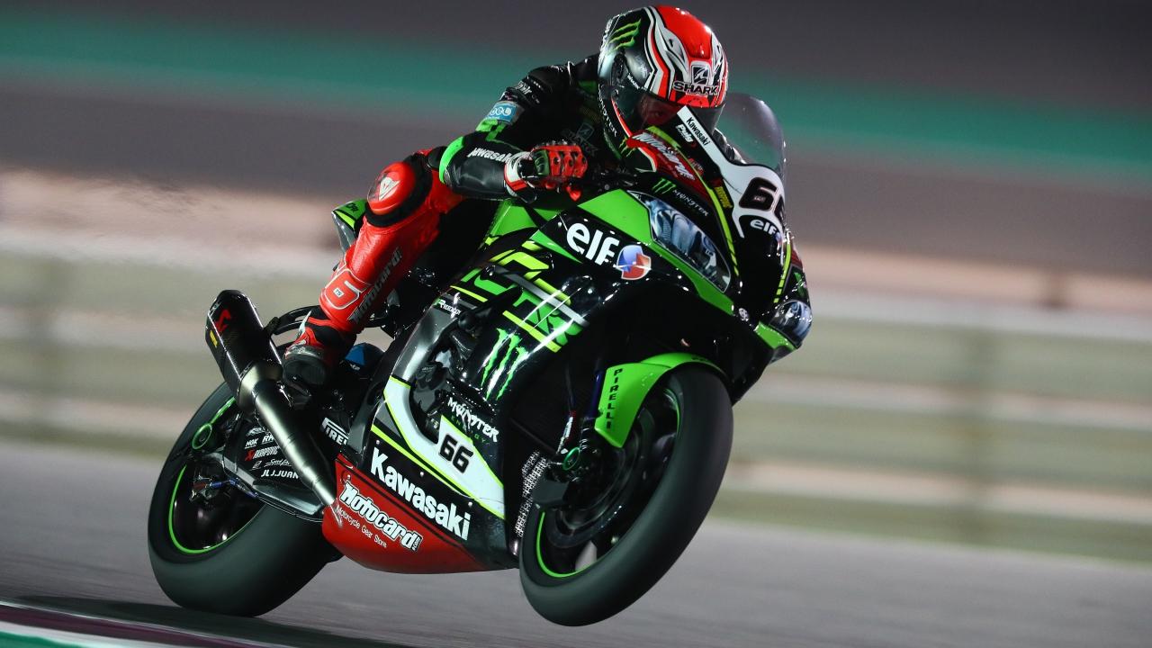 Tom Sykes se despide de Kawasaki con una nueva Superpole en Qatar
