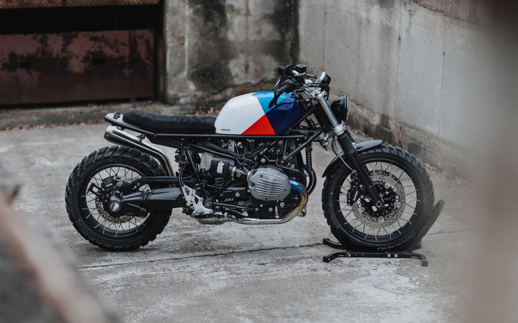 Hookie Co Moto-Kit, la forma más sencilla de radicalizar tu BMW R NineT