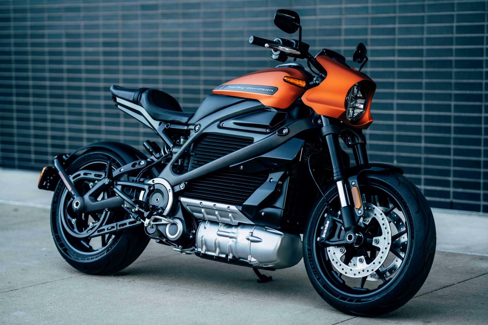 Harley-Davidson LiveWire, el primer modelo eléctrico de H-D a la venta en 2019