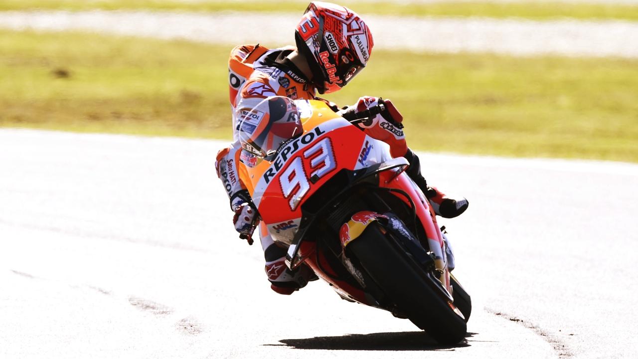 Honda roza su peor día en 36 años pero aún puede lograr ocho títulos en MotoGP 2018