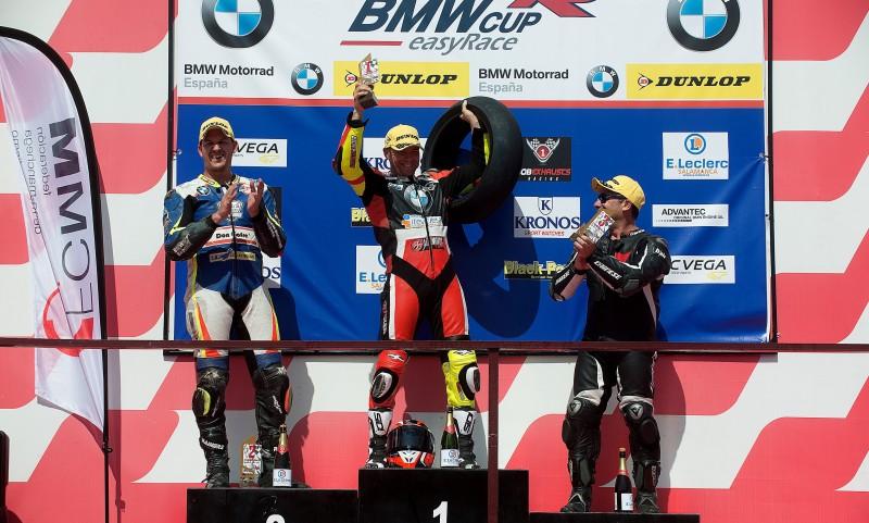 ADN Motos Team, campeón de la BMW RR CUP EasyRace 2018