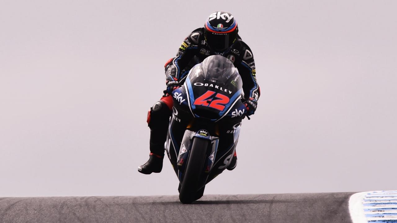 Pecco Bagnaia tiene la segunda opción de ser campeón de Moto2 2018 en Malasia
