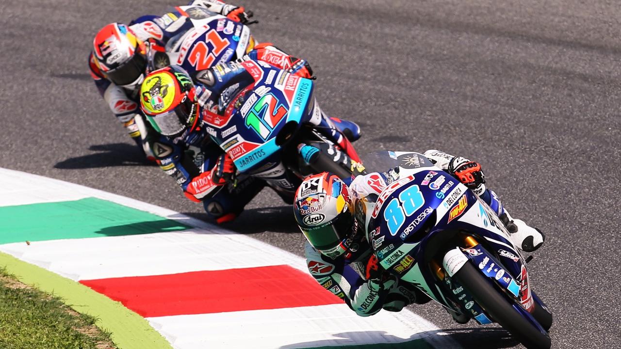 Jorge Martín tiene cuatro opciones de ser campeón de Moto3 2018 en Malasia