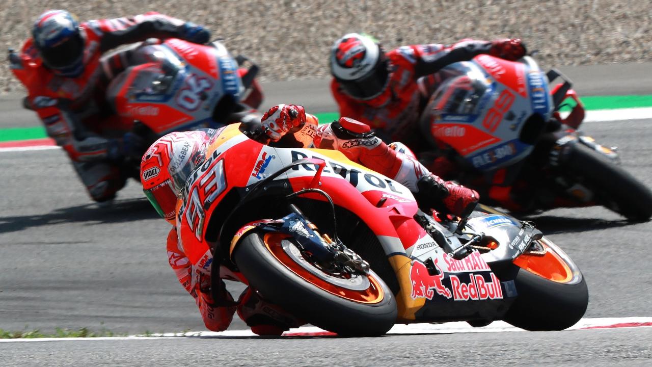 """""""Ducati está un paso por delante como moto, la diferencia la hace Marc Márquez"""""""