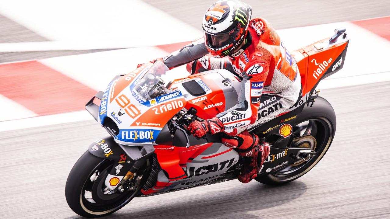 Jorge Lorenzo decide no correr en Malasia