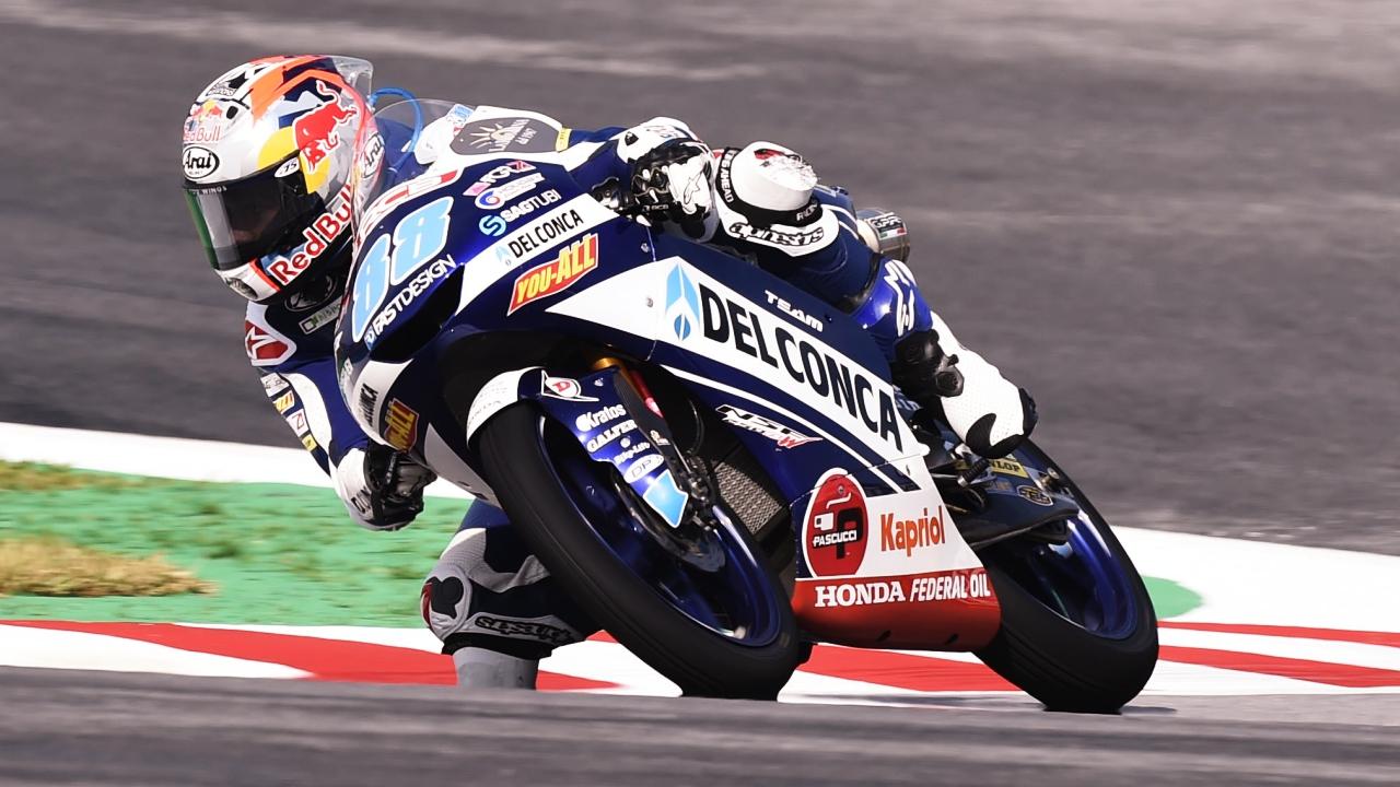 Jorge Martín se proclama campeón del mundo de Moto3 con una gran victoria en Malasia