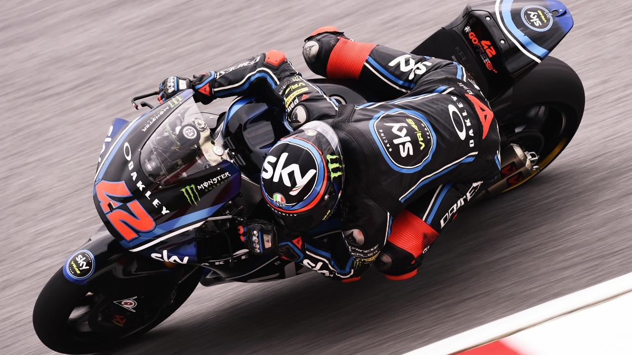 Pecco Bagnaia se proclama campeón del mundo de Moto2 2018 en Sepang