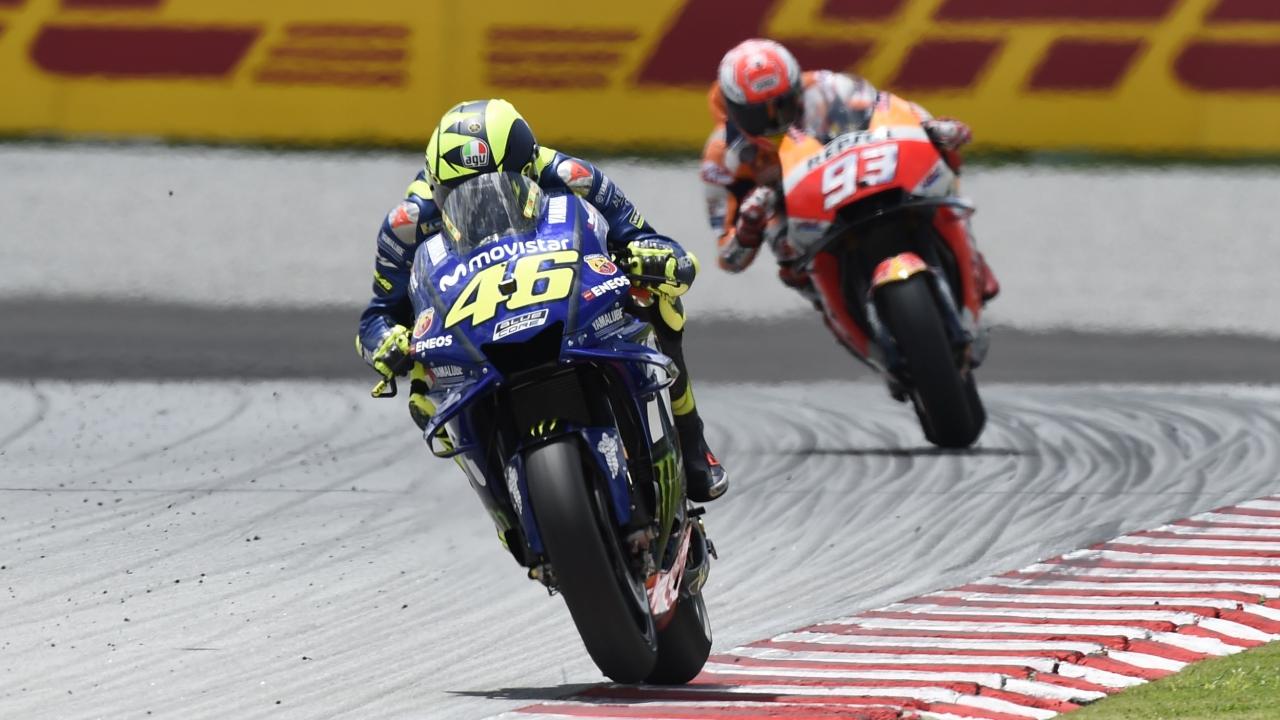 """Valentino Rossi: """"De haber ganado habría sido la mejor jornada de toda mi carrera"""""""