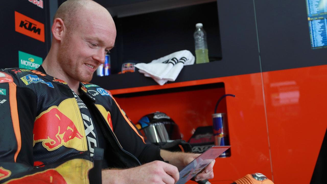 Bradley Smith correrá la Copa del Mundo FIM MotoE en 2019