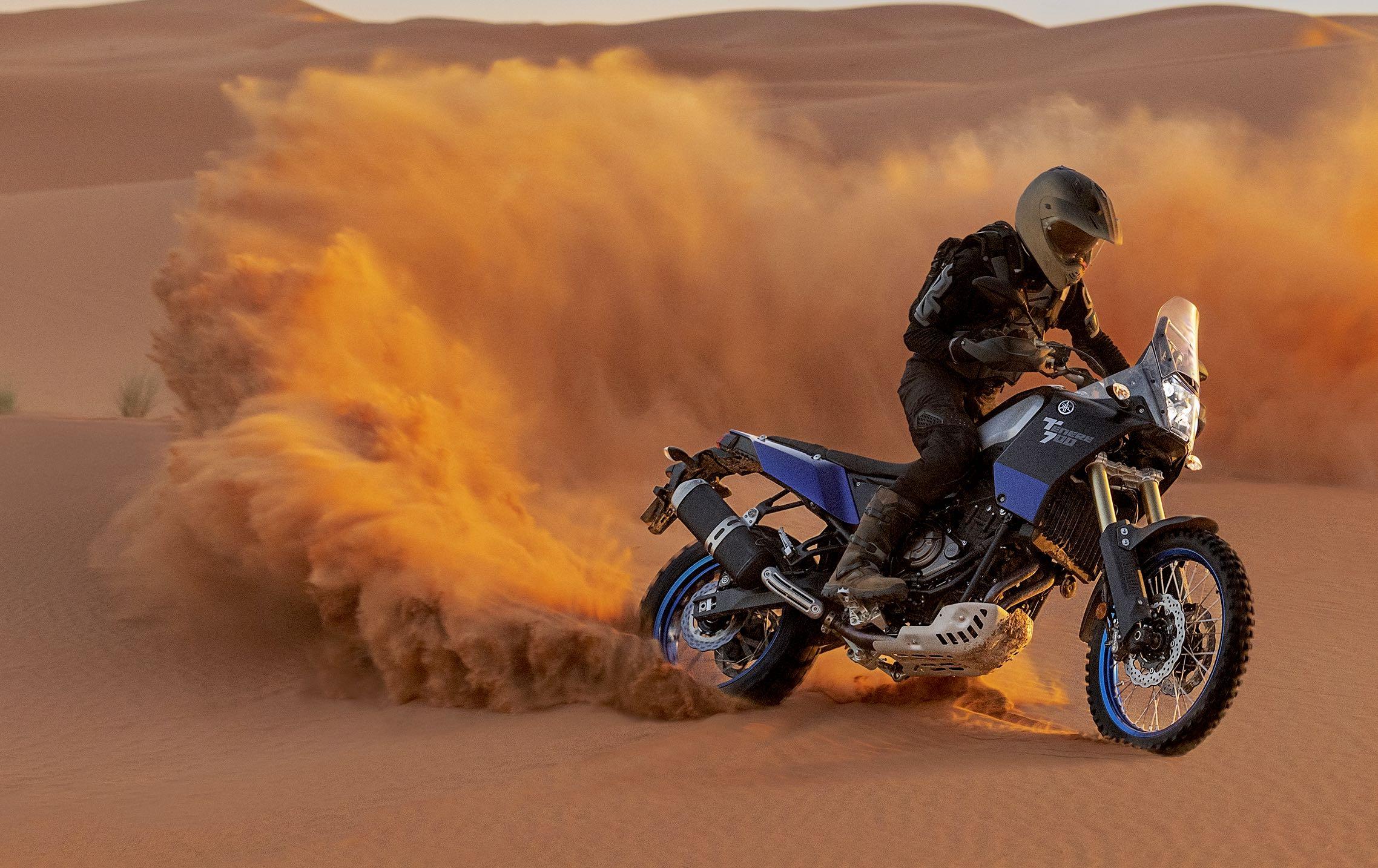 Yamaha Ténéré 700, Yamaha se pone seria con su trail de media cilindrada