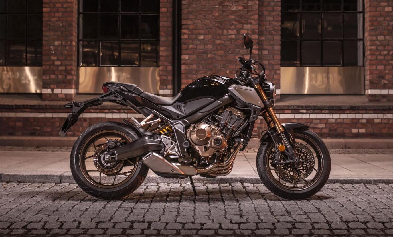 Honda CB650R 2019, órdago a la cilindrada media con el concepto Neo Sport Café
