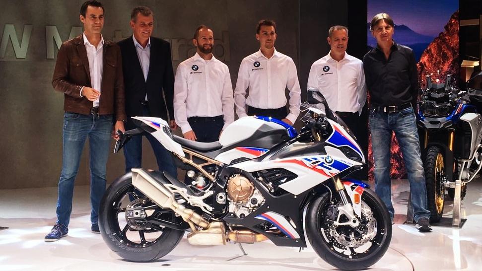 Tom Sykes y Markus Reiterberger con BMW en el Mundial de Superbike 2019