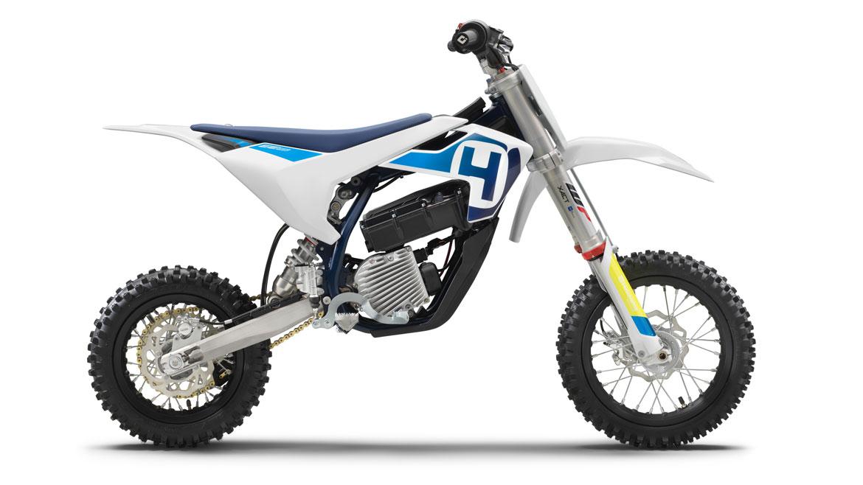 EE 5, la nueva moto eléctrica de Husqvarna