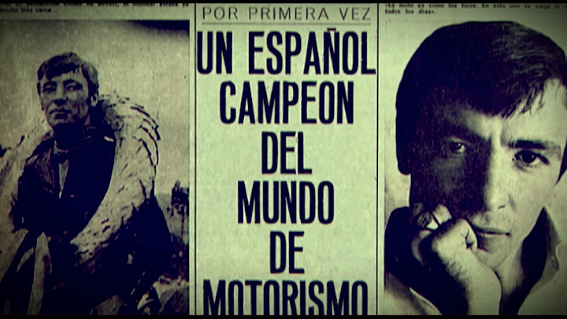 The Only Choice, el vídeo homenaje a Ángel Nieto de su sobrino Fonsi Nieto