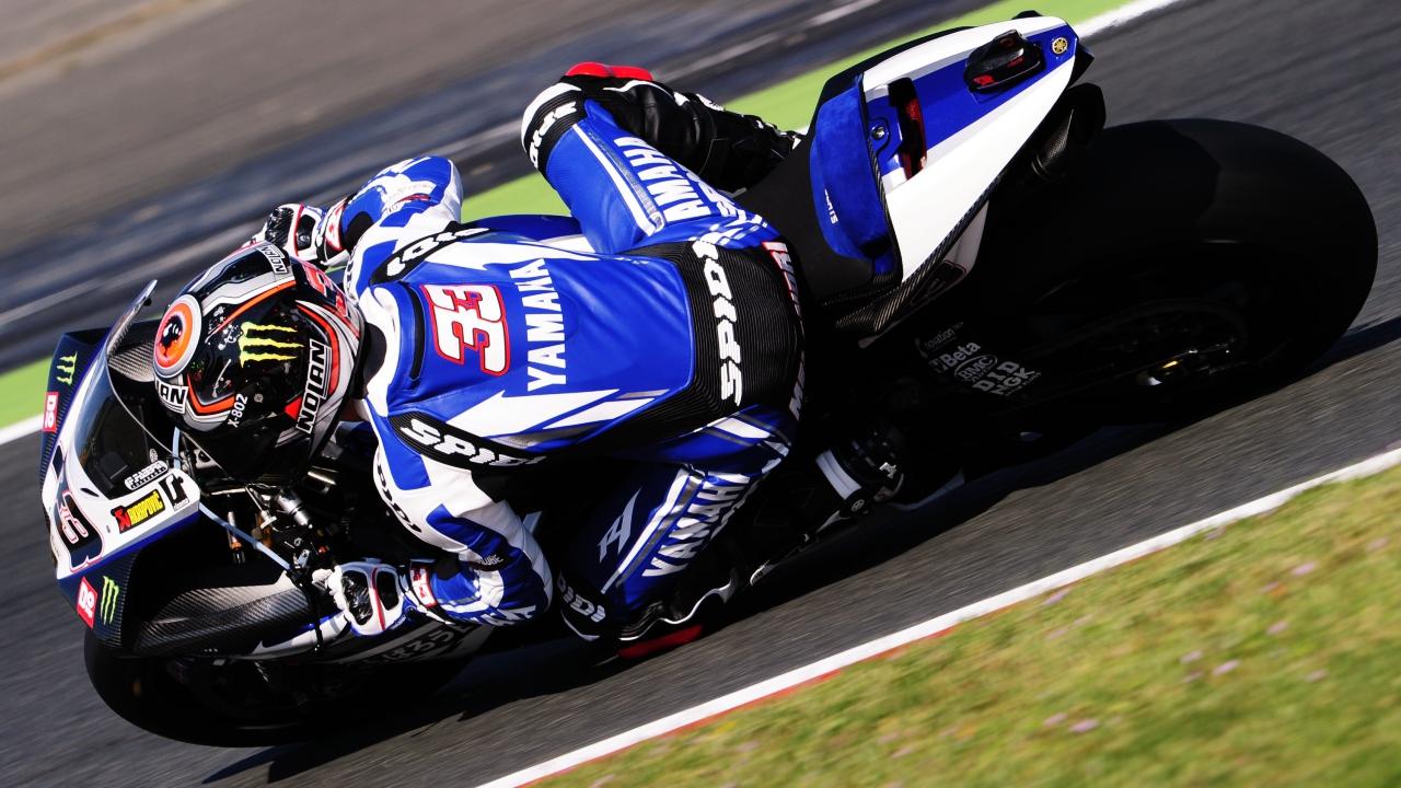 Marco Melandri y Sandro Cortese correrán con Yamaha en el Mundial de Superbike 2019