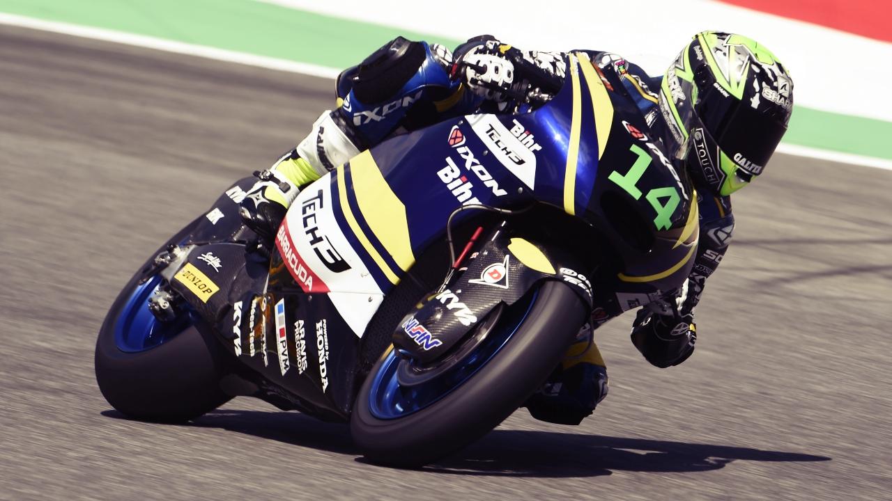 Héctor Garzó será el cuarto español en MotoE 2019 de la mano del Tech 3 Racing